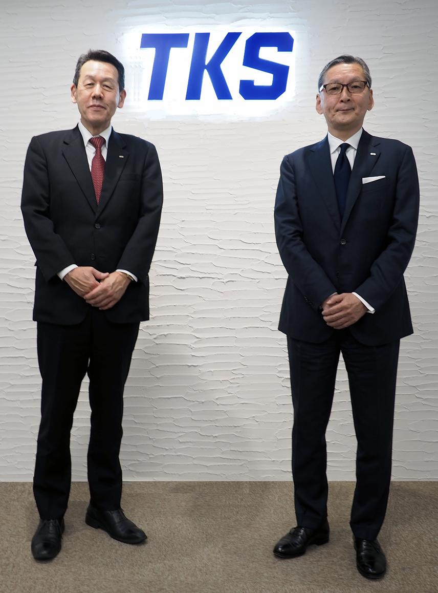 株式会社東京機械製作所代表取締役社長